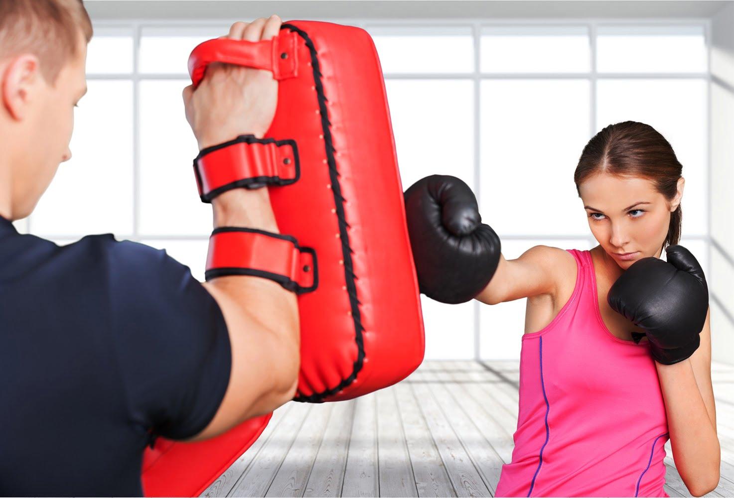 Versicherungschutz für Selbstverteidigungs-Trainer